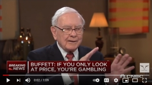 Warren Buffet : Some People Shouldn't Own Stocks (2018 CNBC Interview)